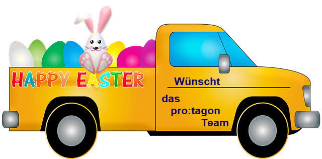 Geänderte Öffnungszeiten an Ostern: